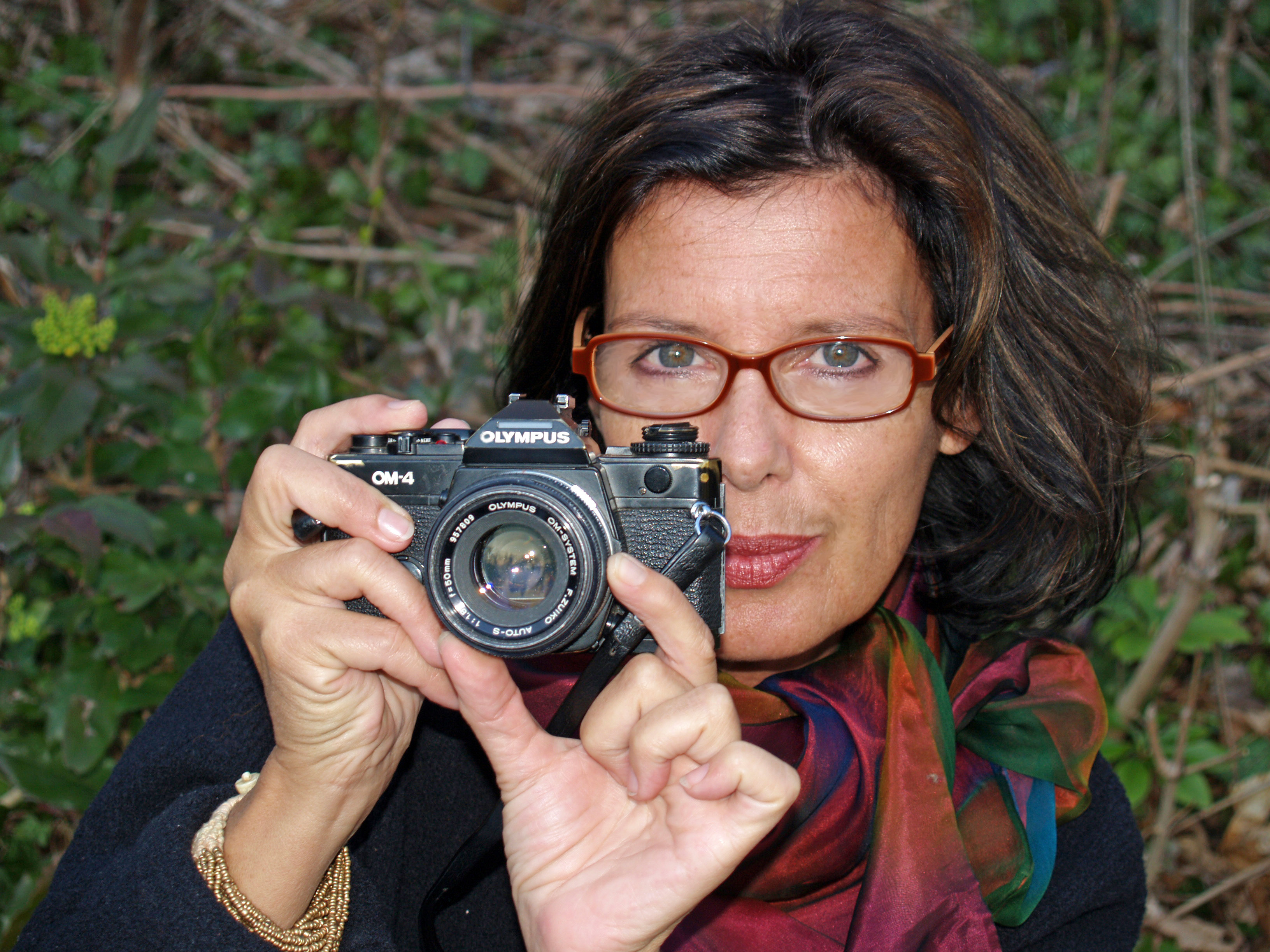 Dagmar Formann, photographer, Vienna
