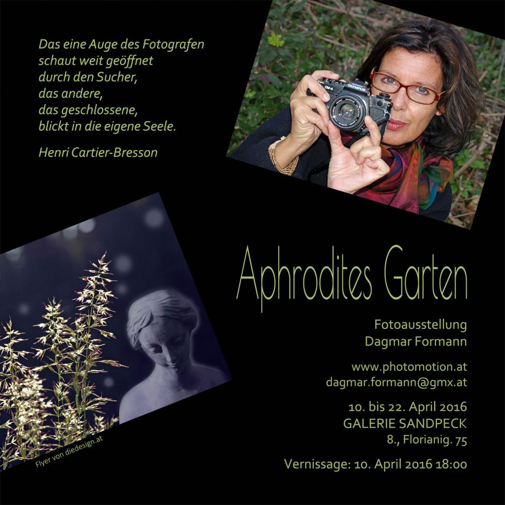 Fotoausstellung Wien Galerie SANDPECK